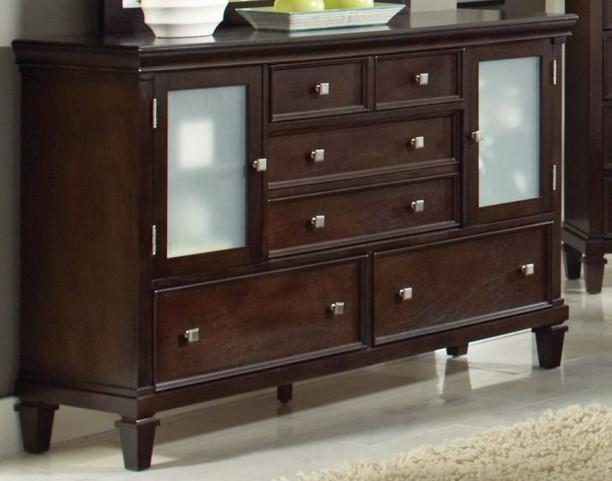 Camellia Brown Dresser