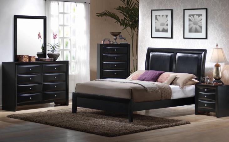 Briana Bedroom Set - 200701