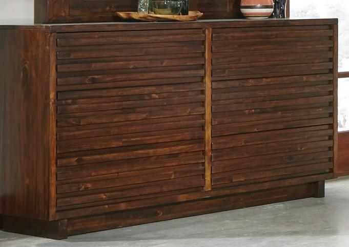 Avery Aged Bourbon Dresser