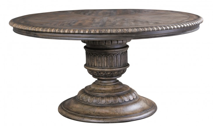 Accentrics Home Daphne Round Dining Table