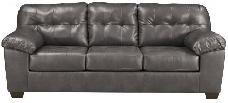 Alliston DuraBlend Gray Sofa