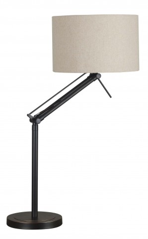 Hydra Oil Rubbed Bronze Table Lamp