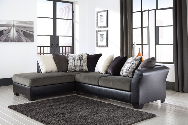 Armant Ebony LAF Sectional