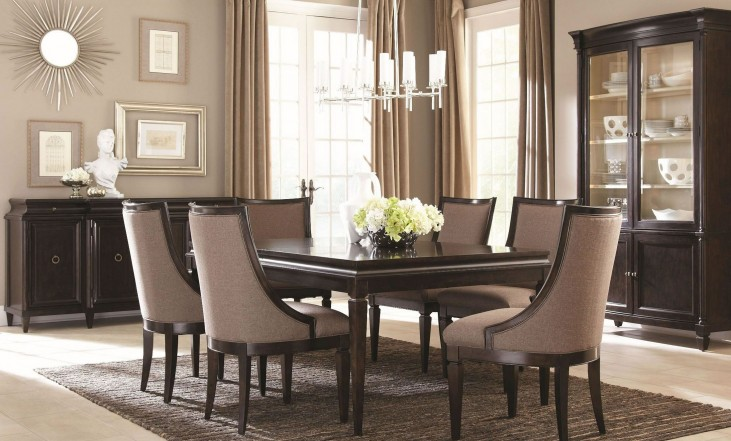 Classic Leg Dining Room Set