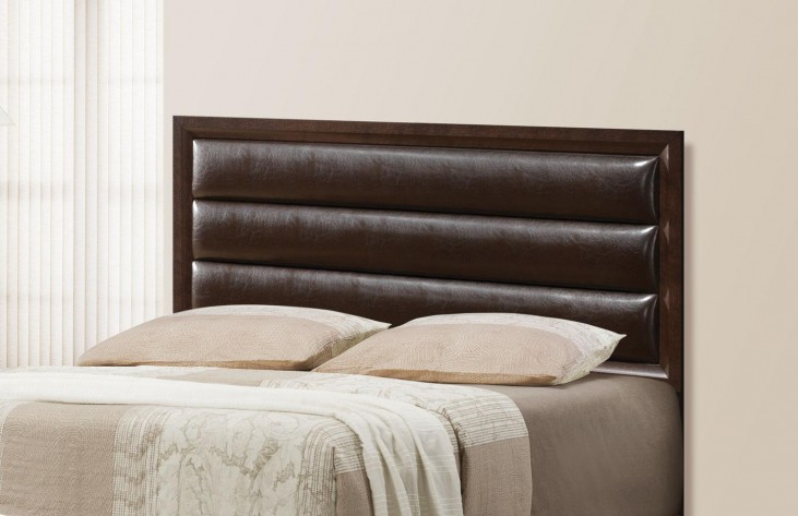 Remington Cherry Queen Bed Headboard Only