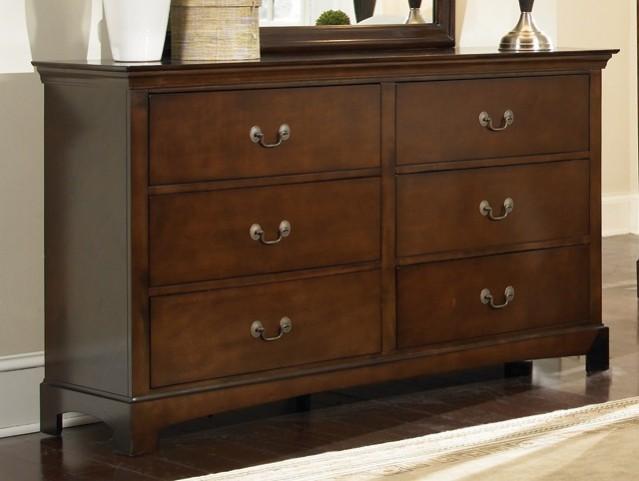 Tatiana Warm Brown Dresser