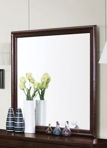 Louis Philippe Rich Cappuccino Mirror