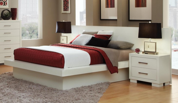 Jessica King Panel Bed