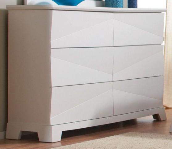 Karolina White Dresser