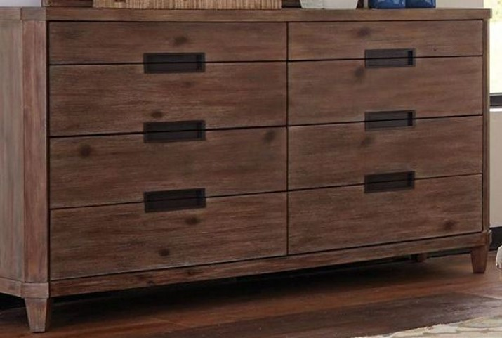 Madeleine Smoky Acacia Dresser by Donny Osmond