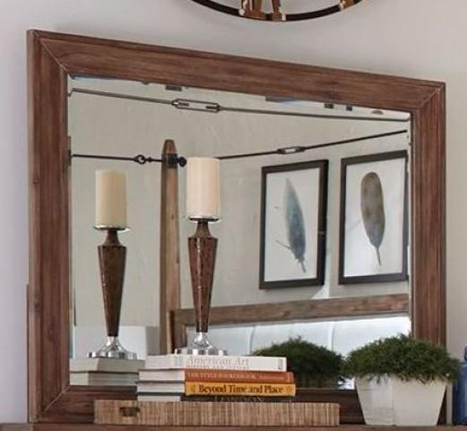 Madeleine Smoky Acacia Mirror