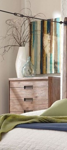 Madeleine Smoky Acacia Chest