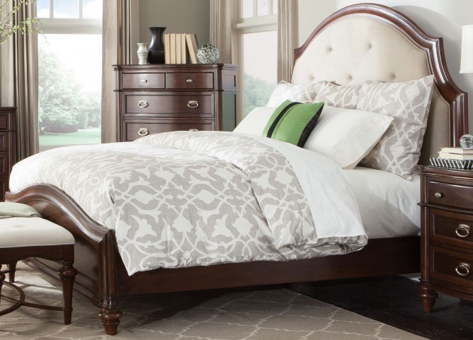 Sherwood Queen Platform Bed