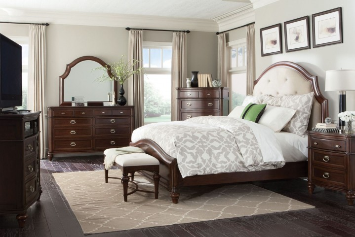 Sherwood Platform Bedroom Set