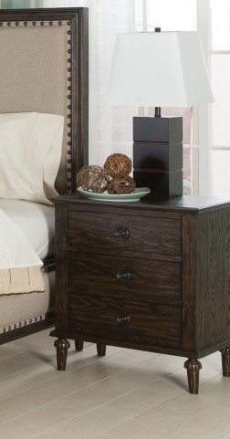 Saville Dark Oak Nightstand