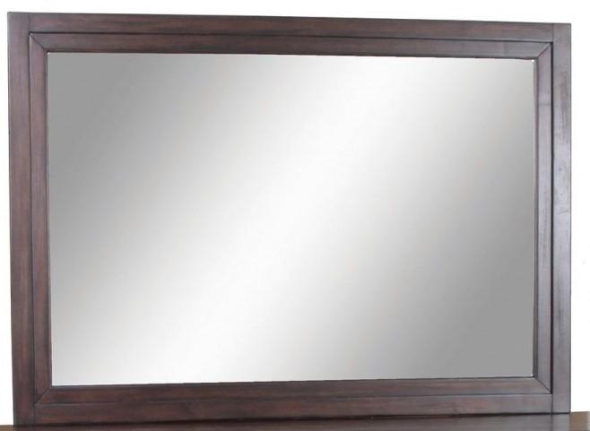 Lanchester Cocoa Mirror