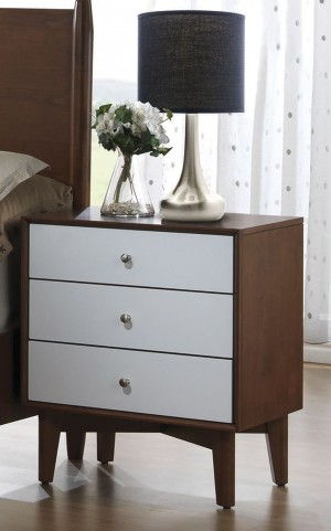 Oakwood Golden Brown Nightstand