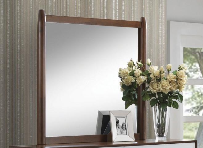 Oakwood Golden Brown Mirror