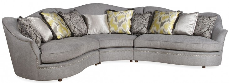 Amanda Sterling Sectional