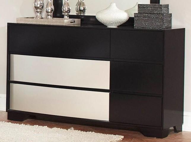 Havering Black and Sterling Dresser