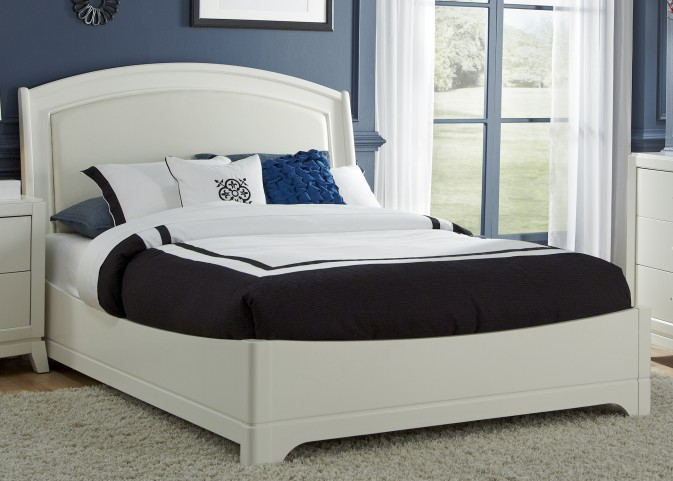 Avalon Leather Bedroom Set