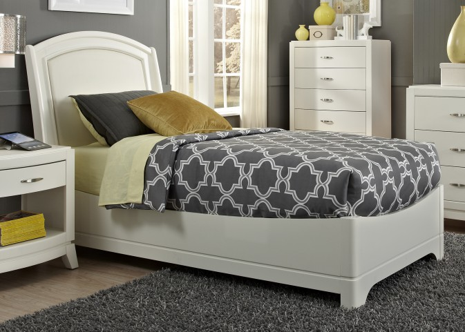 Avalon II Youth Leather Bedroom Set