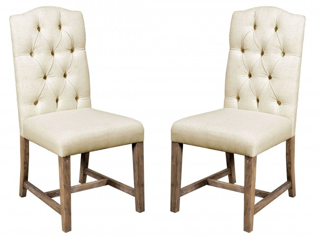 Accentrics Home Zoie Side Chair Set of 2
