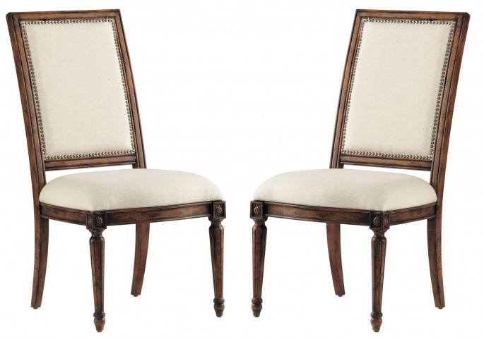 Accentrics Nimes Side Chair Set of 2