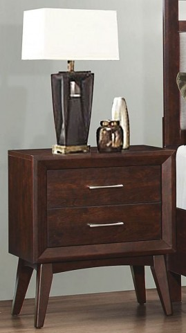 Carrington Coffee Nightstand