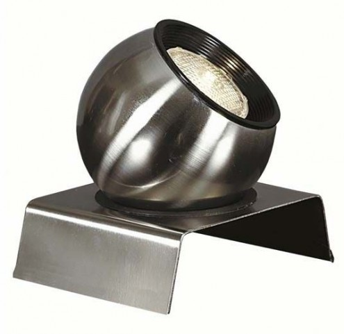 Brushed Steel Spot Light