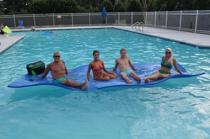 Big Joe Blue Waterpad
