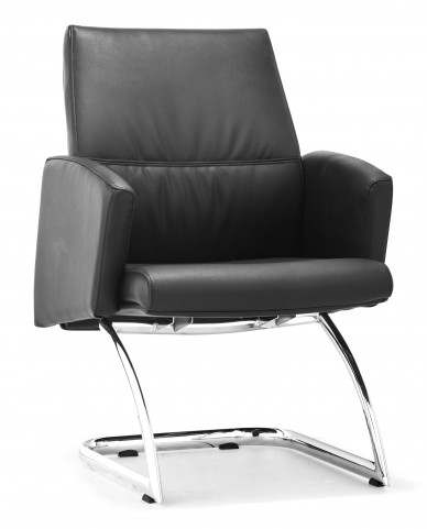 Chieftain Black Conference Chair
