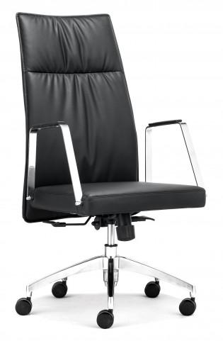 Dean Black High Back Office Chair