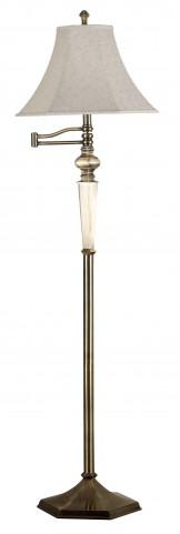 Mackinley Swing Arm Floor Lamp
