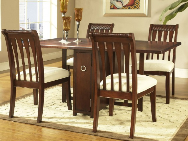 Caress Gate Leg Dining Room Set
