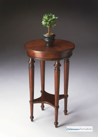 Plantation Cherry 2100024 Accent Table