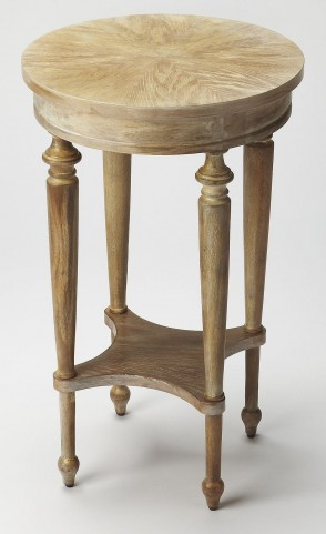 Masterpiece Blackwell Driftwood Accent Table