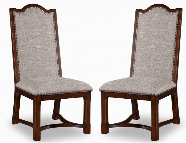 Egerton Upholstered Side Chair Set of 2