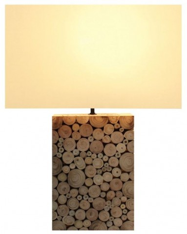 Large Mosaique Lamp