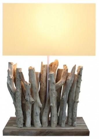 Oslo Rectangular Lamp