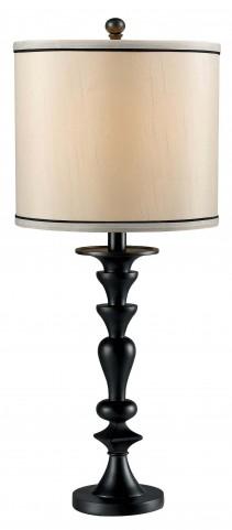 Bobbin Table Lamp Set of 2