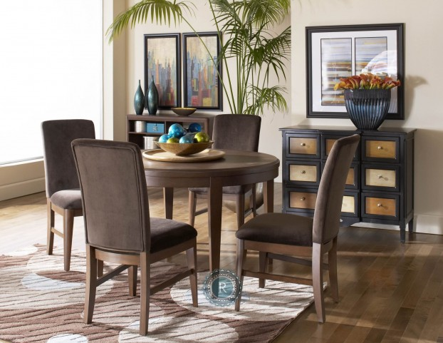 Beaumont Round Dining Room Set