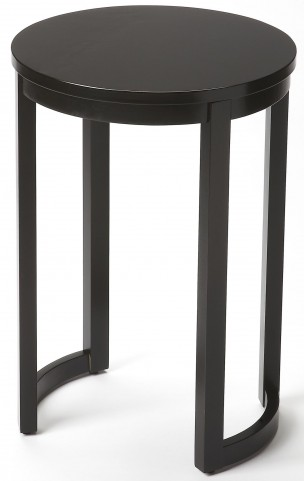 Chapman Black Licorice Side Table