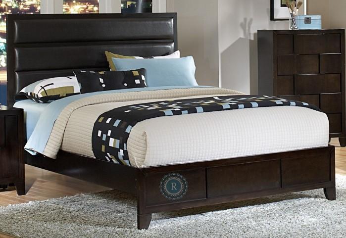 Romano Queen Panel Bed