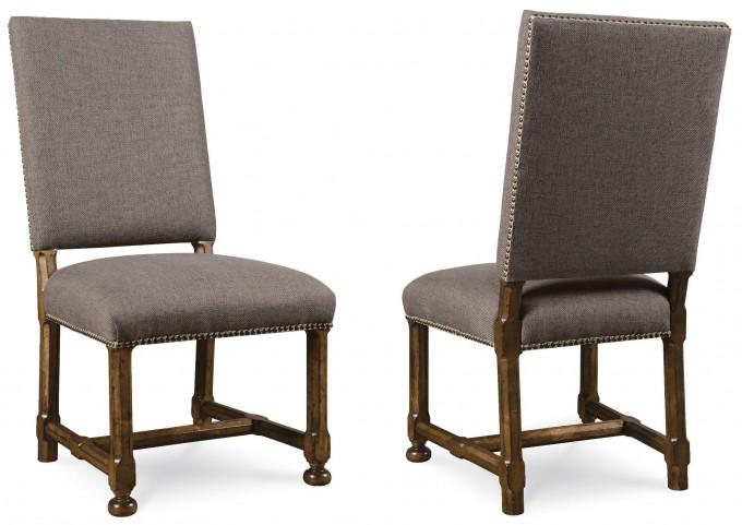 Echo Park Huston's Arroyo Upholstered Back Side Chair Set of 2