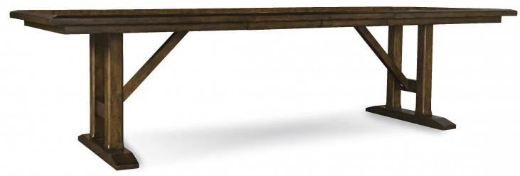 Echo Park Huston's Arroyo Trestle Dining Table
