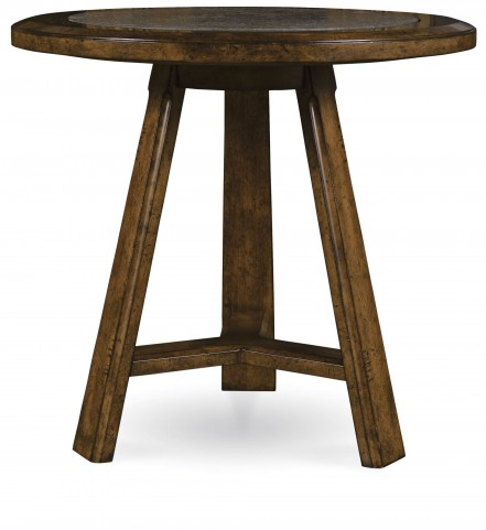 Echo Park Huston's Arroyo Round Lamp Table