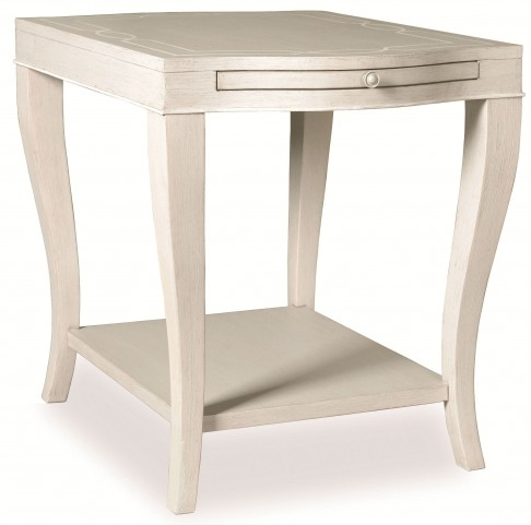 Chateaux Grey End Table