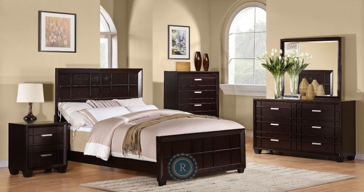 Lewiston Panel Bedroom Set