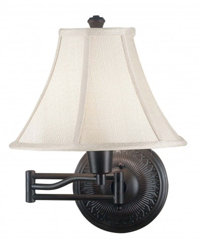 Amherst Oil Rubbed Bronze Wall Swing Arm Lamp